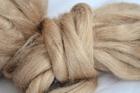 Jedwab morwowy brązowy (3)